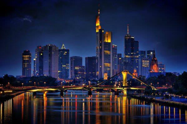 مدن المانيا الكبرى