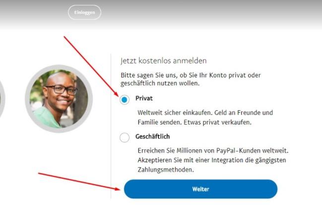 PayPal وسيلة مريحة للدفع الالكتروني